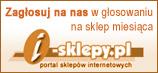 Zag�osuj na nas w g�osowaniu na sklep miesi�ca i-sklepy.pl