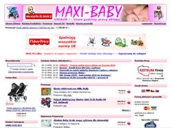 MAXI-BABY Wszystko dla dziecka