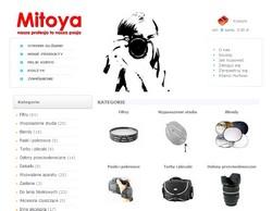 Sklep fotograficzny Mitoya