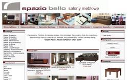 SPAZIO BELLO - Meblowy Sklep
