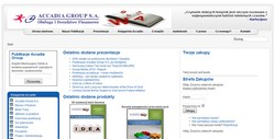 Publikacje Accadia Group S.A.