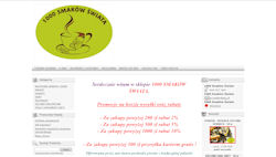 1000 Smaków Œwiata - palarni