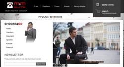 M&M Suits - Garnitury męskie