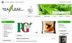 Tea Leaf Import