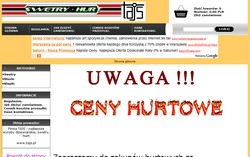 Hurtownia - Sklep Tajs