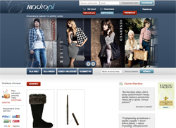 Outlet internetowy Modio.pl