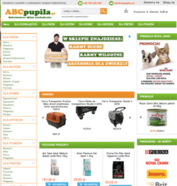 ABCpupila.pl - sklep zoo