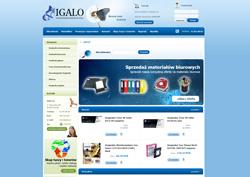 Igalo.pl tusze i tonery