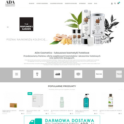 Ada Cosmetics Sklep Internetow