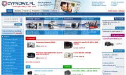 Cyfrowe.pl - aparaty, kamery