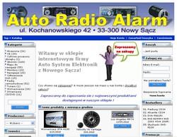 Auto Radio Alarm
