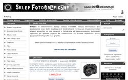 FOTORAF Studio Sklep