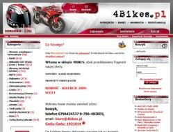 4Bikes - Sklep Motocyklowy